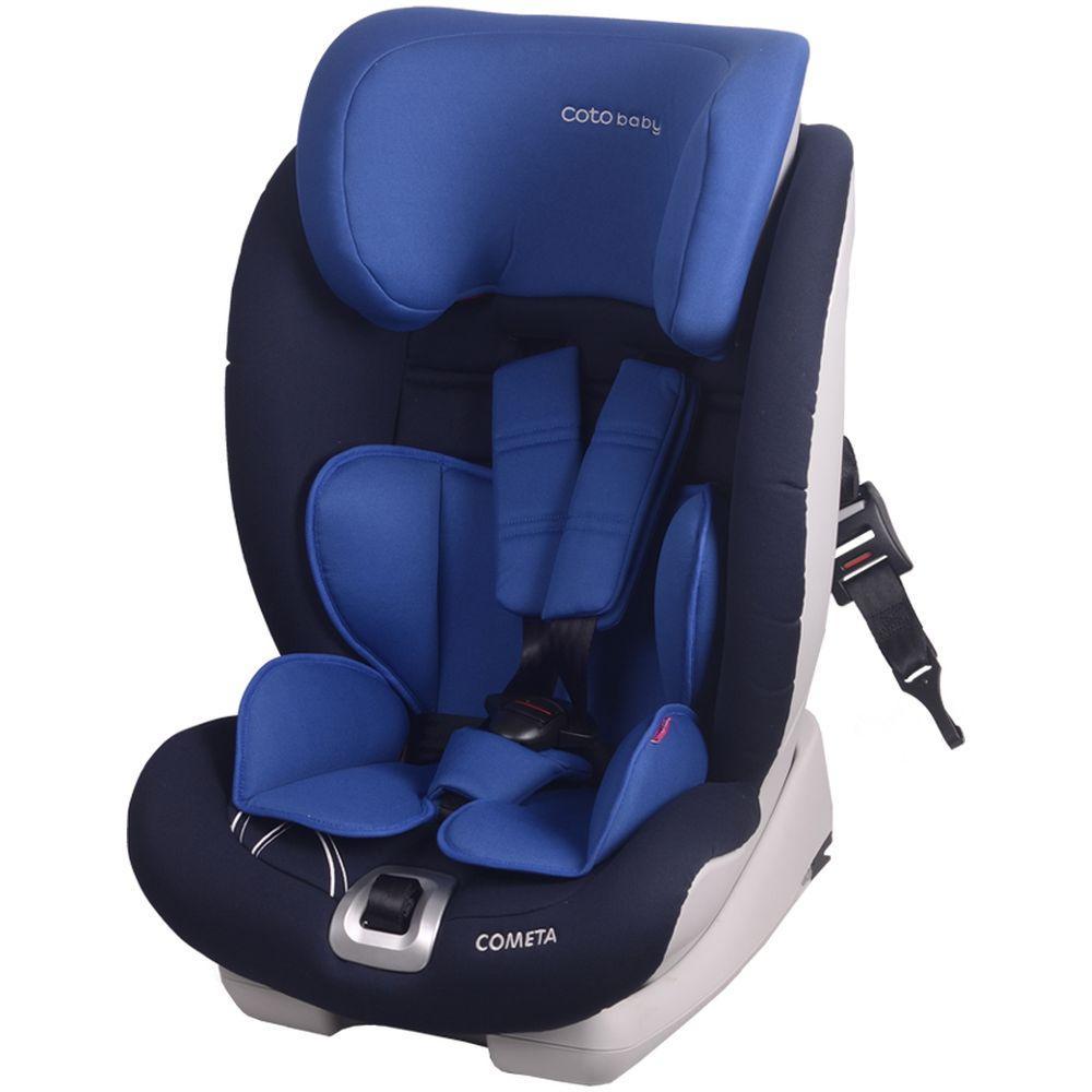 Scaun auto cu Isofix Cometa Coto Baby Albastru