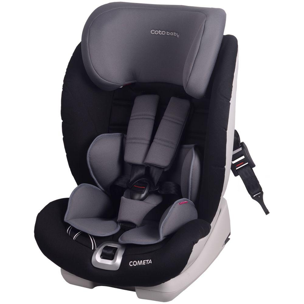 Scaun auto cu Isofix Cometa Coto Baby Gri