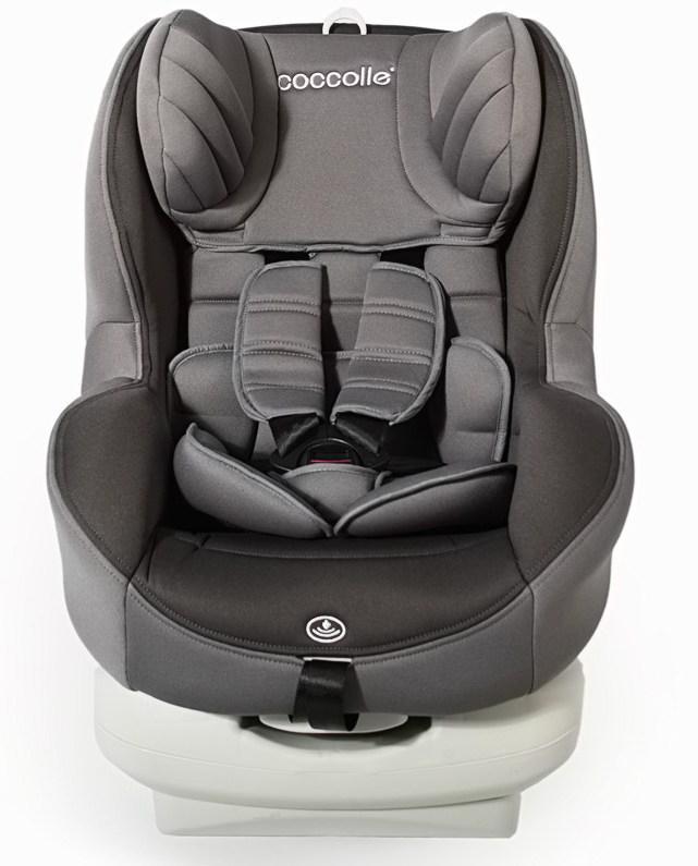 Scaun auto cu isofix Mira-Fix 0-18 kg Grey
