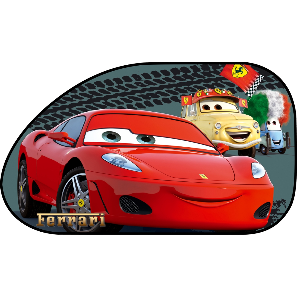 Set 2 parasolare auto XL Cars Disney Eurasia 28310