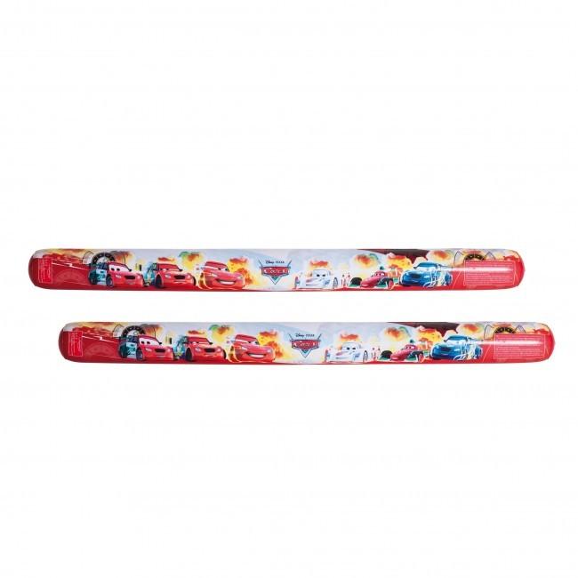 Set 2 tuburi gonflabile Cars 120x14 cm
