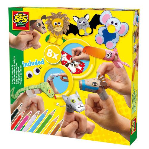 Set Creatie Mini Marionete