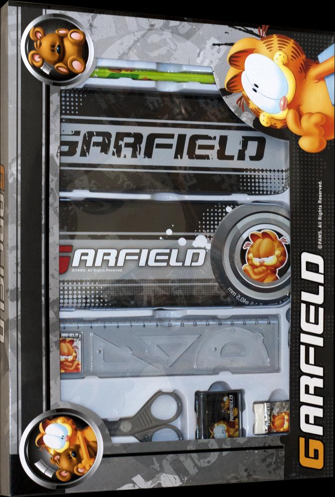 Set accesorii birou mic Garfield