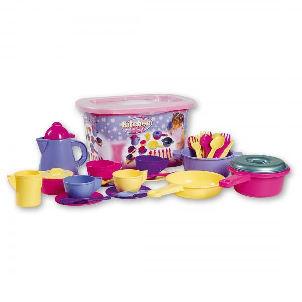Set accesorii bucatarie Cucina Androni Giocattoli