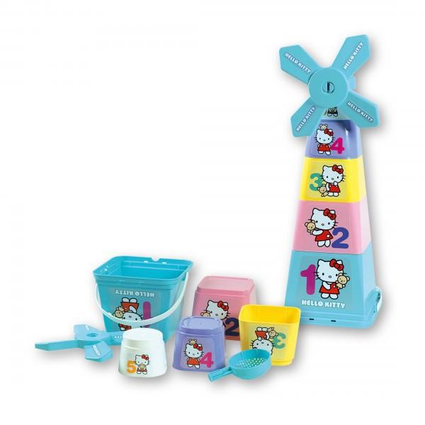 Set jucarii nisip Hello Kitty Androni Giocattoli