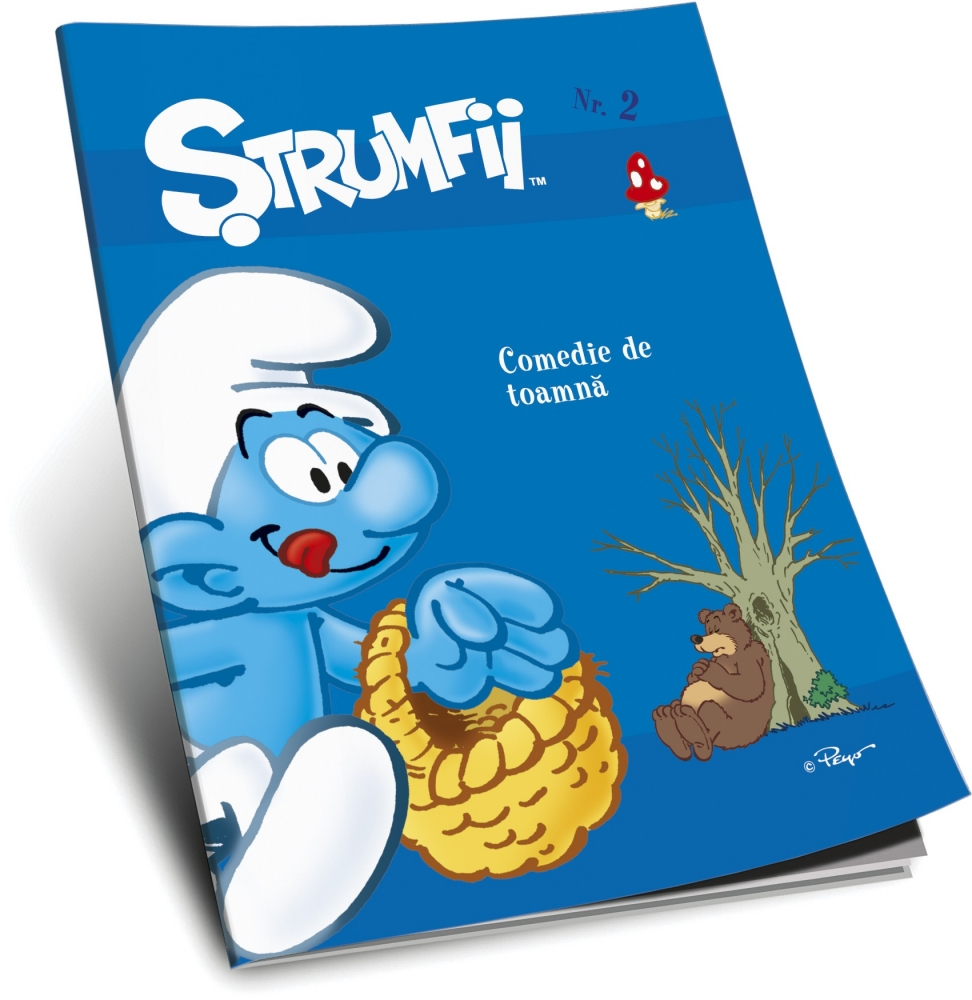 Strumfii – Comedie de toamna