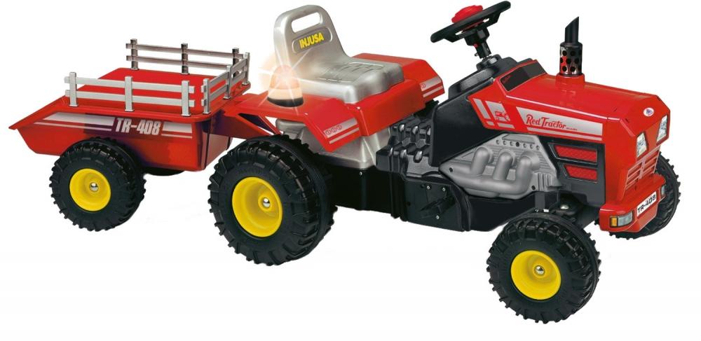 Tractor cu pedale Injusa Super Trac