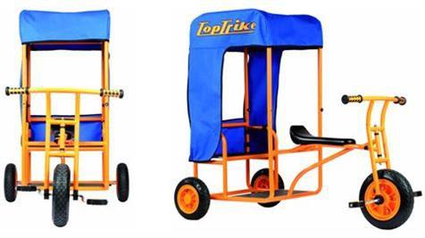 Trasurica Top Trike Beleduc
