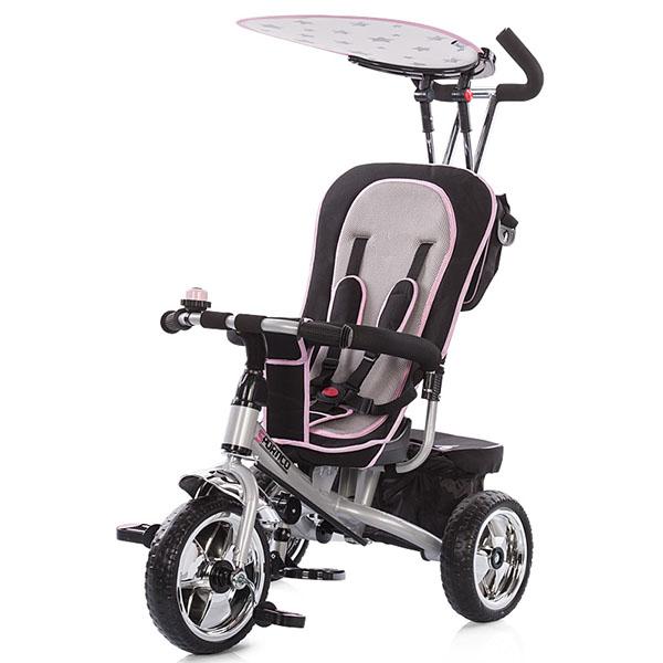 Tricicleta Chipolino Sportico Pink 2016