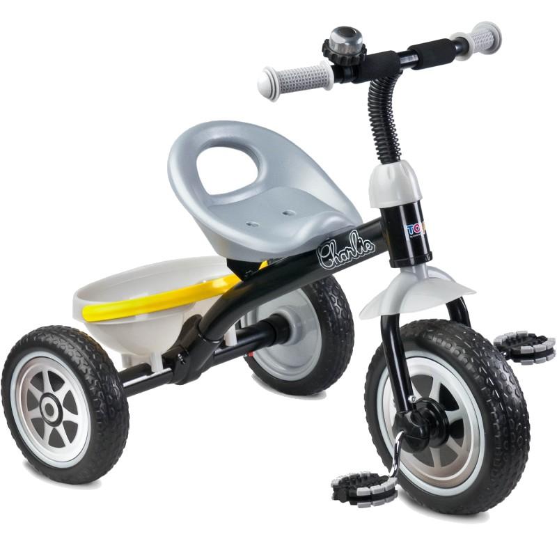 Tricicleta Toyz Charlie Grey
