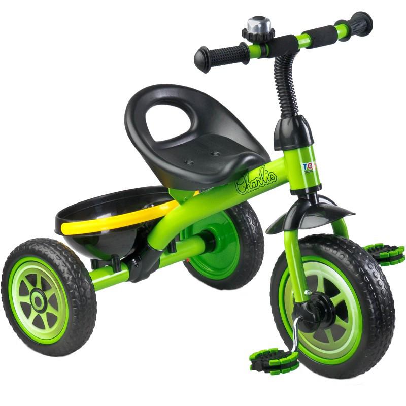 Tricicleta Toyz Charlie Green
