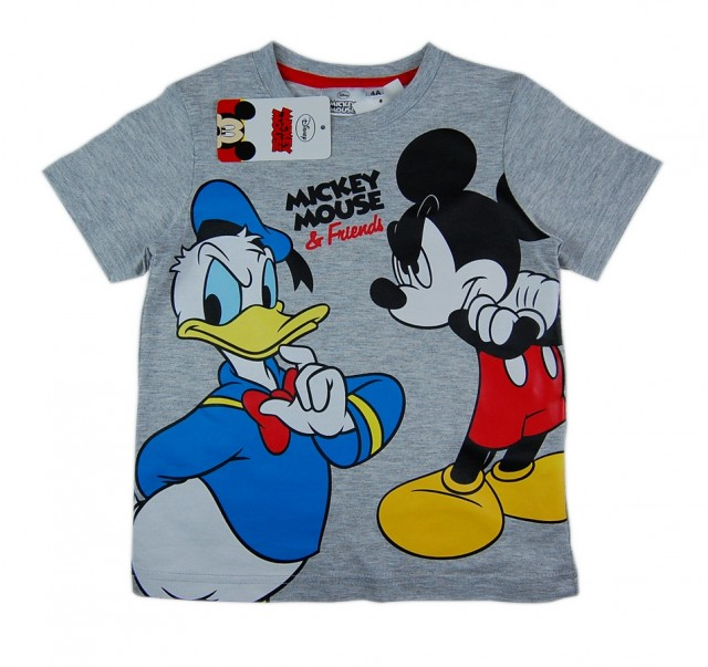 Tricou copii Mickey  Donald (Masura 128 (7-8 ani))