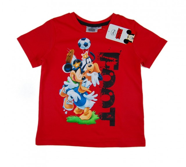 Tricou copii Mickey  Goofy (Masura 98 (2-3 ani))