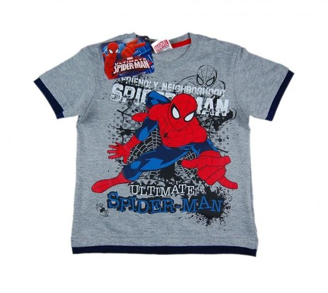 Tricou copii Spiderman (Masura 122128 (78 ani))