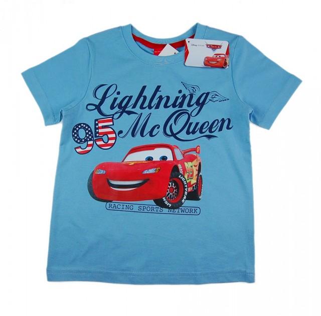 Tricou cu Fulger MCQueen (Masura 128 (7-8 ani))