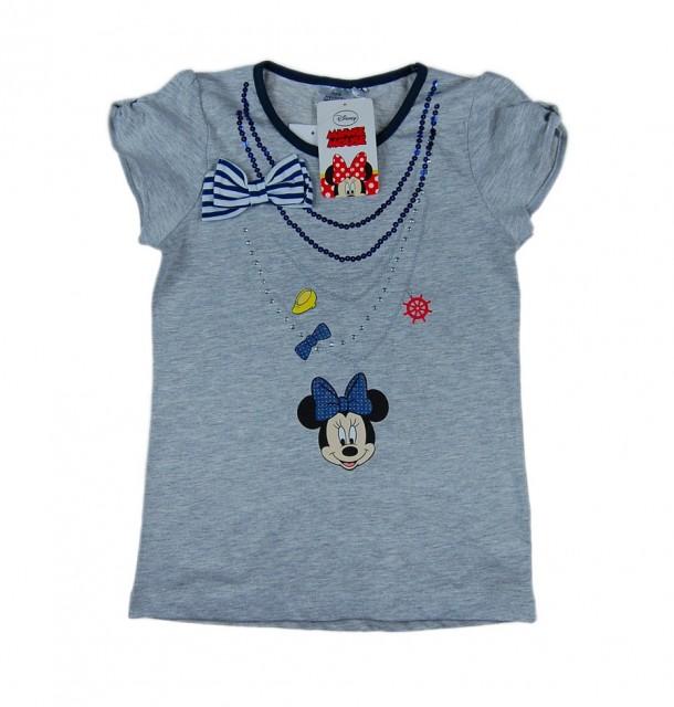 Tricou fete Minnie Mouse (Masura 128 (7-8 ani))