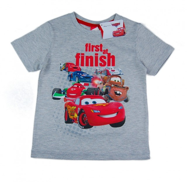 Tricou original Disney Cars (Masura 128 (7-8 ani))