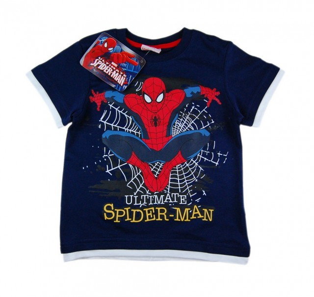 Tricou original Spiderman (Masura 98104 (3-4 ani))