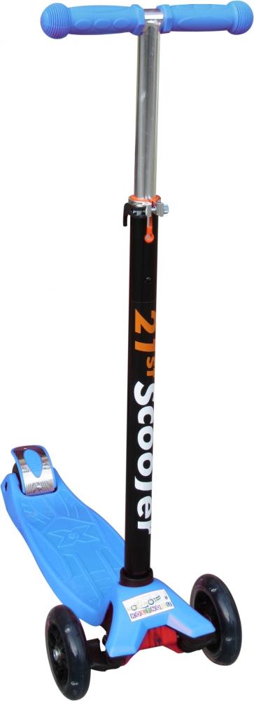 Trotineta pentru copii cu ghidon reglabil Scooter Blue