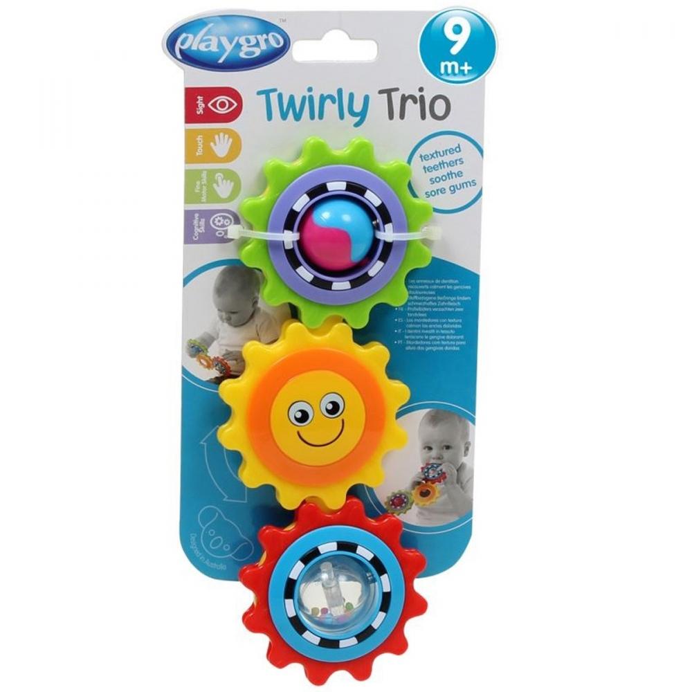Twirly Trio