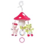 Ciuperca muzicala Bambi - Brevi Soft Toys