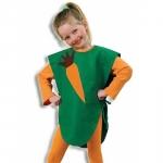 Costum pentru deghizare Morcov 104 cm