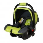 Cosulet auto Dhs First Travel Verde 0-13 kg