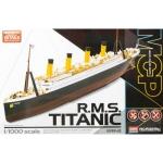Kit constructie RMS Titanic scara 1/1000 colorat