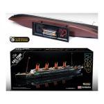 Kit constructie RMS Titanic scara 1/700 colorat si cu leduri lumina