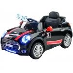 Masinuta electrica Toyz MAXI 2x6V cu telecomanda Black