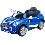 Masinuta electrica Toyz Maxi 2x6V cu telecomanda Blue