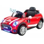 Masinuta electrica Toyz Maxi 2x6V cu telecomanda Red