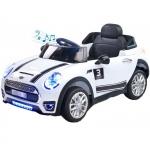 Masinuta electrica Toyz Maxi 2x6V cu telecomanda White
