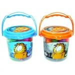 Plastilina Garfield galetusa 12 culori