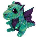 Plus Cinder dragonul verde (15 cm) Ty