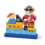 Puzzle 3D Magnetic Pirat