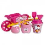 Roaba cu jucarii de nisip Hello Kitty Androni Giocattoli