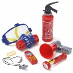 Set 7 accesorii pompier