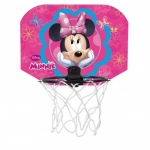 Set Baschet Minnie Mouse 30x22.5 cm cu minge soft 100mm