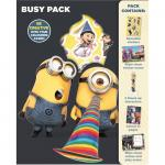 Set de colorat si stickere Despicable Me