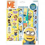Sticker fun Despicable Me