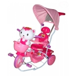 Tricicleta EURObaby HQ2001 - Roz