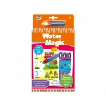 Water Magic: Carte de colorat 123