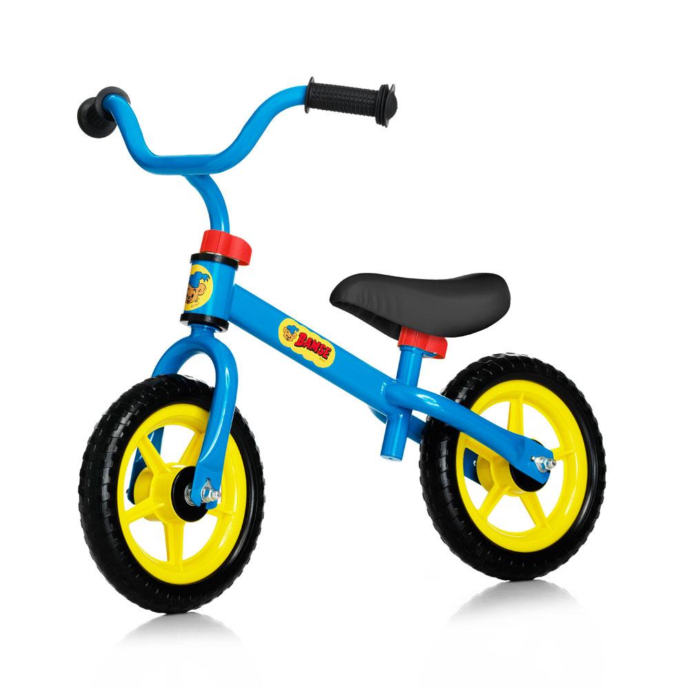 Bicicleta fara pedale Bamse 10 inch Nordic Hoj imagine