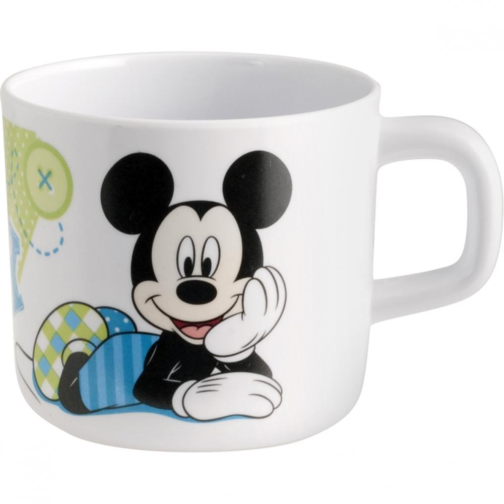 Cana melamina Mickey Lulabi 8776100