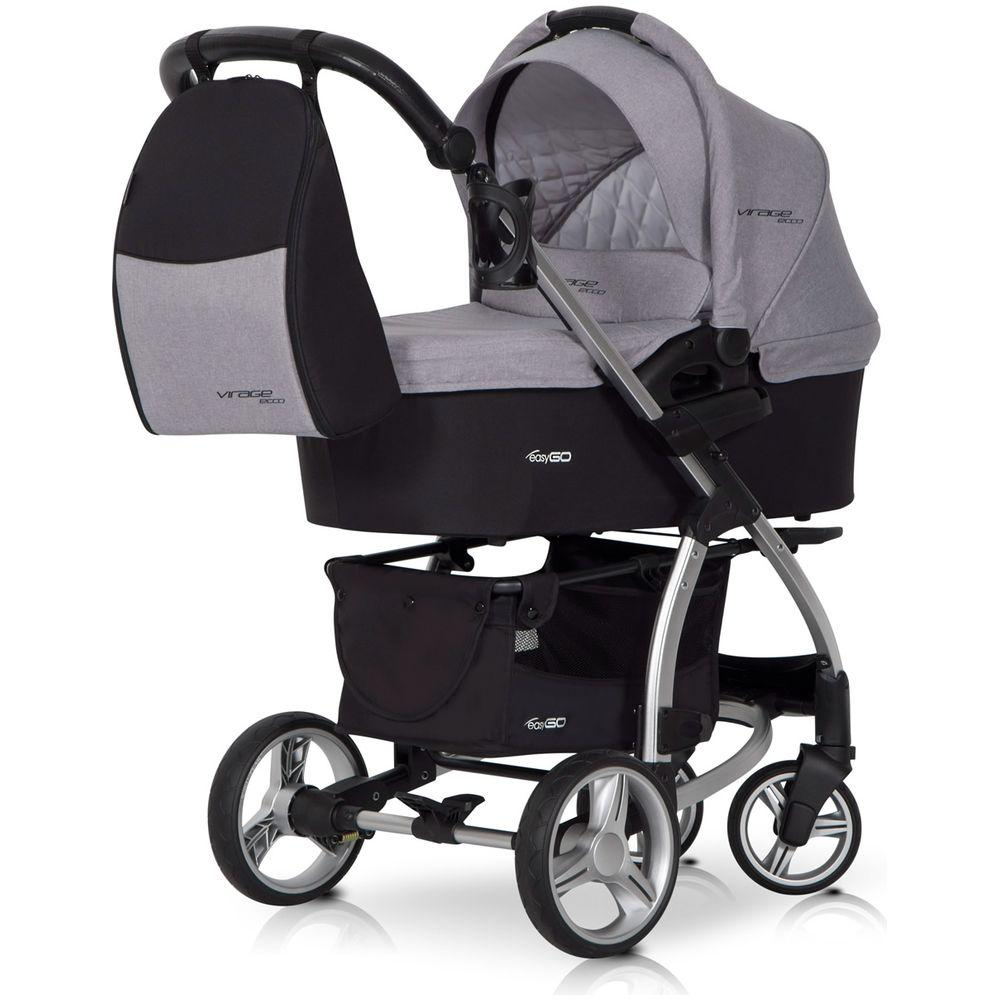 Carucior Virage Ecco 2 in 1 Easy Go