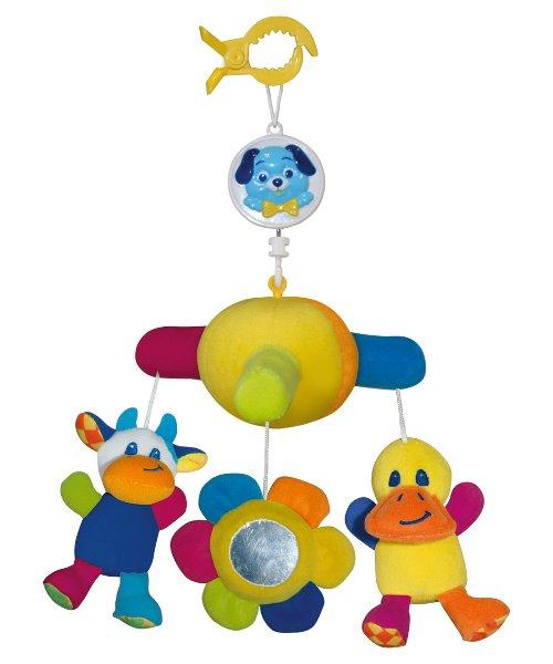 Carusel muzical figurine plus Duck 30 cm