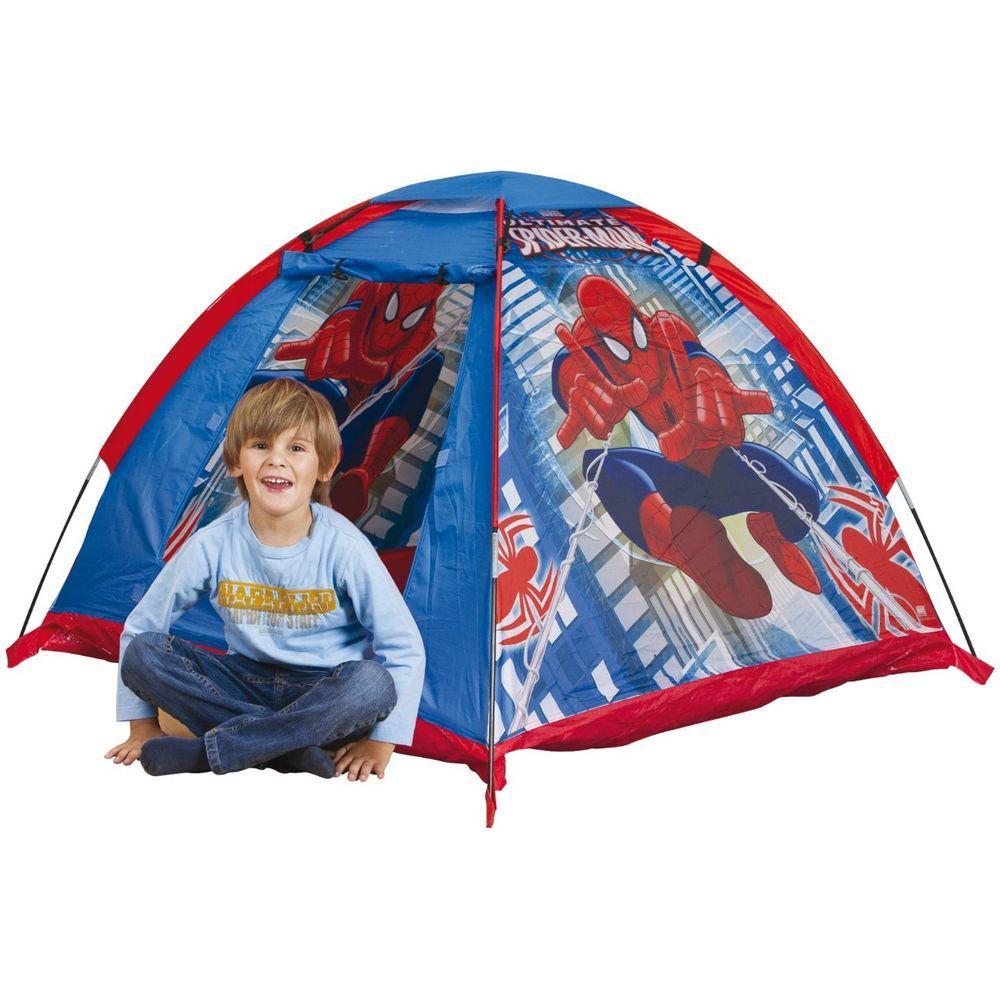 Cort de joaca pentru copii Spider-Man