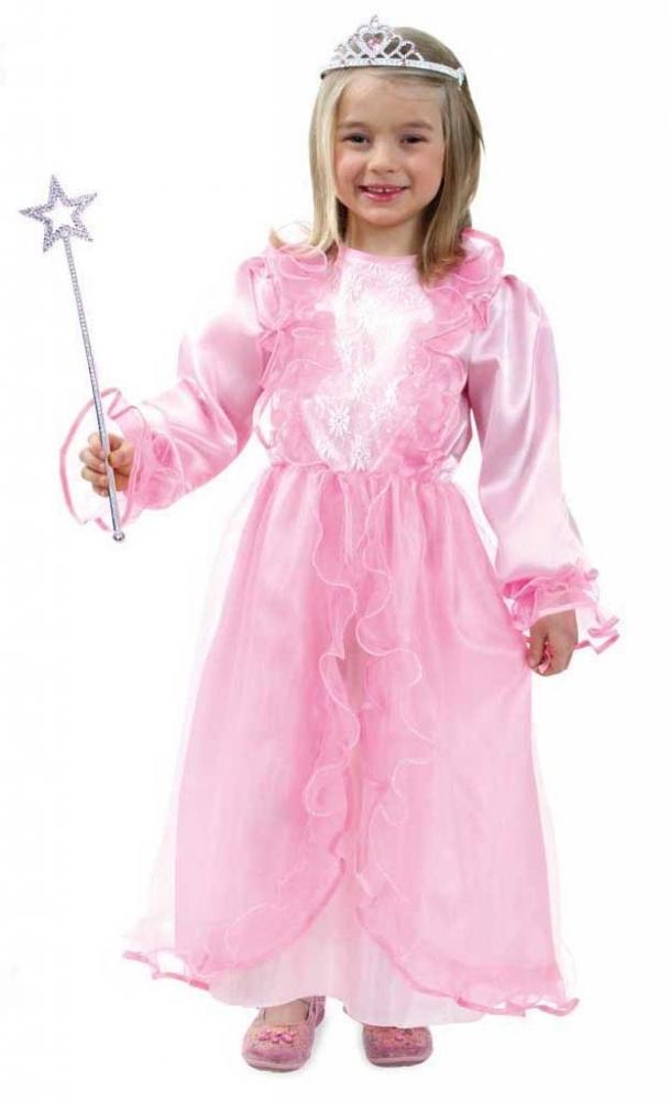 Costum pentru serbare Printesa Lena 128 cm