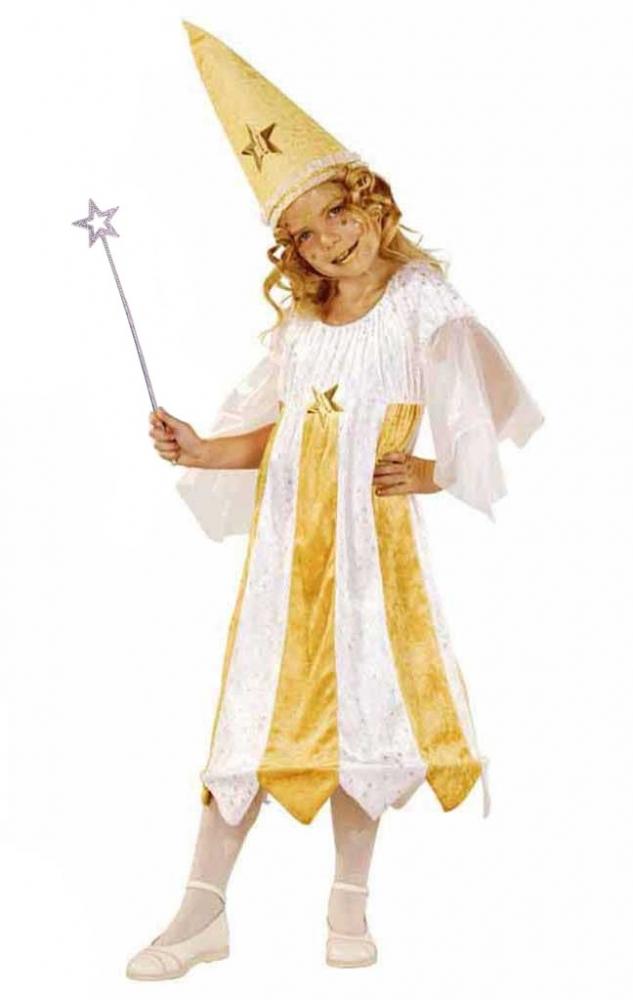Costum pentru serbare Zana Stelelor 128 cm